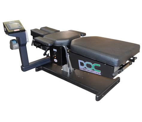 Doc Decompression Table Phs Chiropractic Chiropractic Traction Table