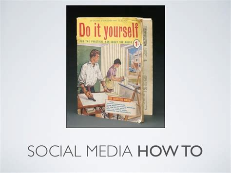 Do It Yourself Mba by Presidio Mba Social Media For Sustainable Business By