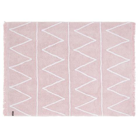 teppich günstig bestellen teppich f 252 r kinderzimmer mit zick zack rosa motiv g 252 nstig