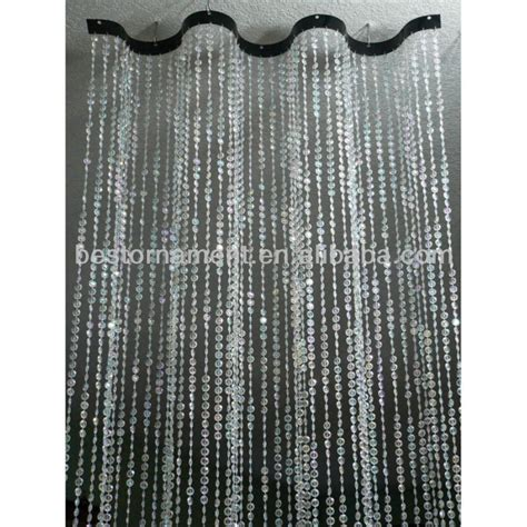 privacy beaded curtains wavy beaded curtain for room dividers buy decorative