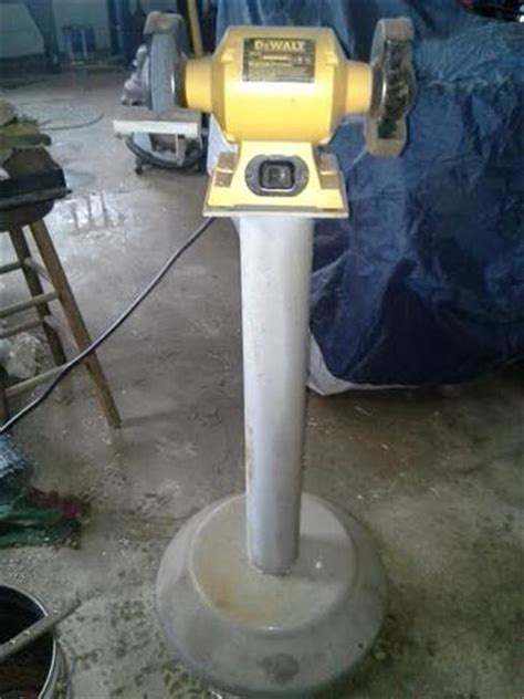 how to make a bench grinder stand bench grinder stand farmall cub