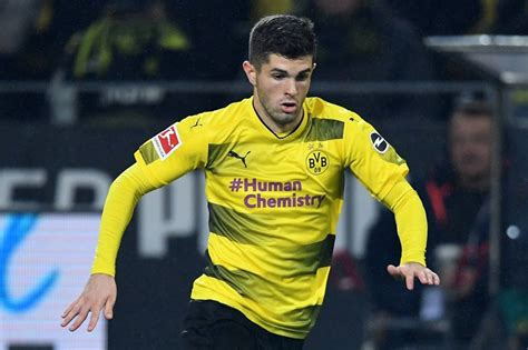 christian pulisic foot foot usa christian pulisic 233 lu meilleur joueur