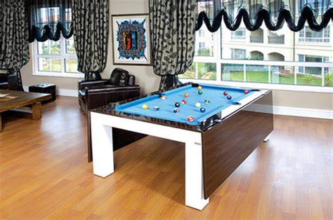 pool kitchen table combo dining table billiards dining table combination