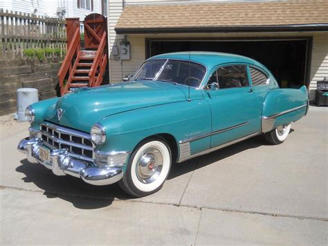 1949 cadillac sedanette for sale 1949 cadillac 62 for sale 1961334 hemmings motor news