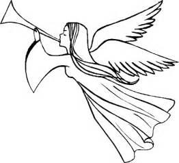 Outlines Guarda Il by Ba 250 Da Web Desenhos De Anjo Para O Natal