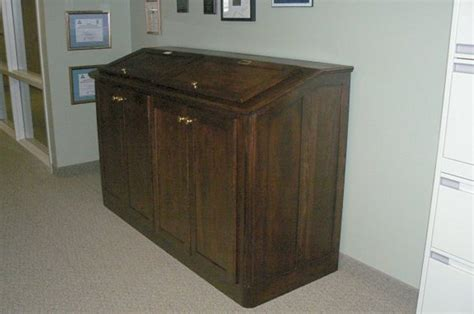Church Cabinet by Wood Works