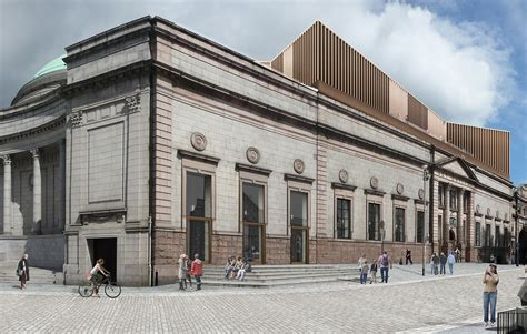 art design jobs scotland work gets underway at 163 30m aberdeen art gallery overhaul