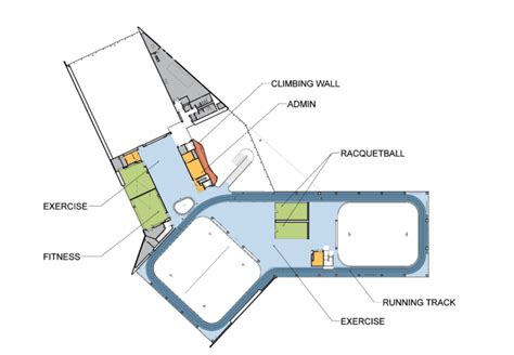 wellness center floor plan mashouf wellness center dean of students