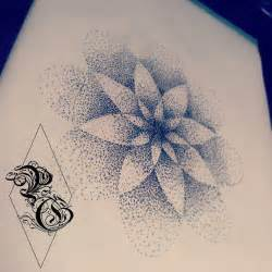 dotted tattoos mandala dot work tattoo design by pretty grotesque tattoos and designs uk for custom work