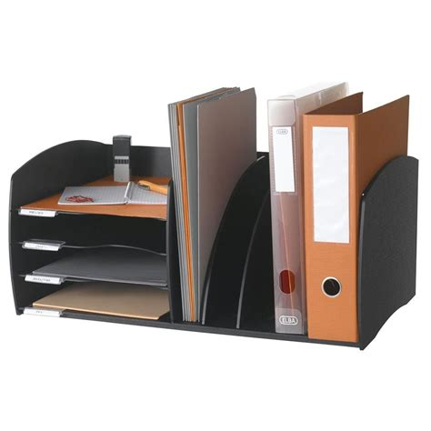 Desktop Organizer In File And Mail Organizers Desk Top Organizer