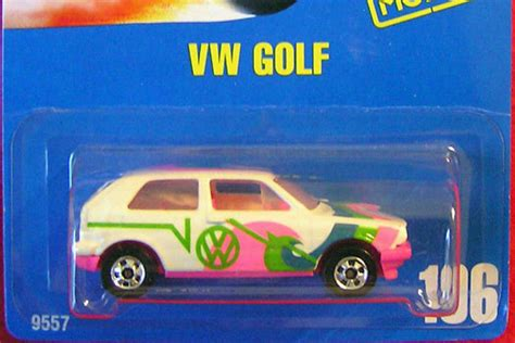 vw golf model cars hobbydb
