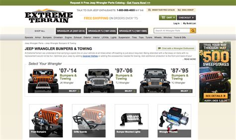 Extreme Sweepstakes - extreme terrain quot trail your way through may quot 500 sweepstakes off road xtreme