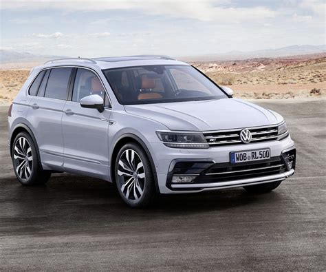 volkswagen tiguan 2016 volkswagen vw tiguan release date review and redesign