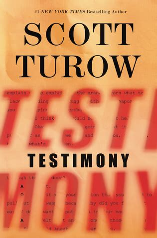 testimony kindle county testimony by scott turow reviews discussion bookclubs lists