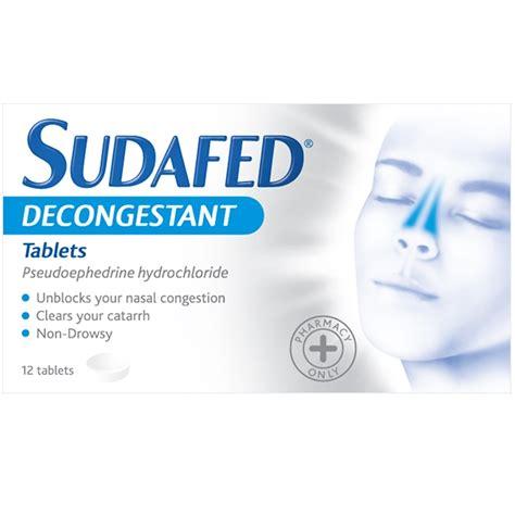 a h c p h a decongest gel 100ml sudafed decongestant tablets congestion relief manor