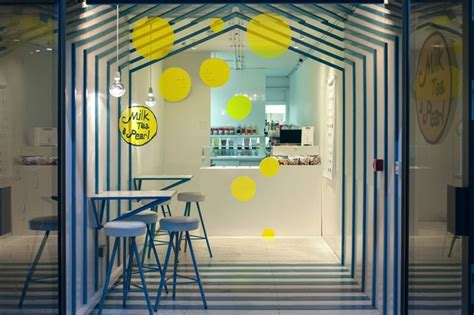 milk design shop online milk tea pearl at boxpark by atelier y a o london uk