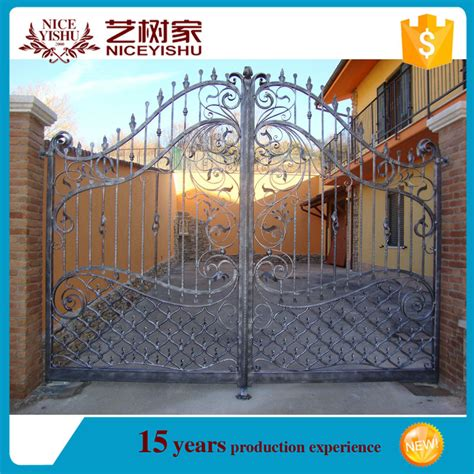 home gate design 2016 2016 allibaba china supplier sliding iron main gate design driveway gates boundary wall gates