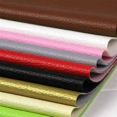 sewing vinyl upholstery hot sale 50 140cm width heavy duty faux leather leathereet