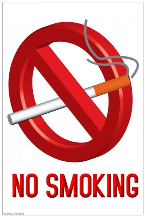 no smoking sign template no smoking sign template free postermywall