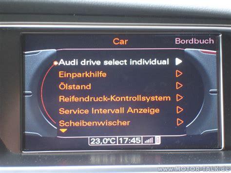 Audi A6 4f Check Taste by Codierungen Audi A4 A5 Q5 Q7 A6 4g A7 A8 8h