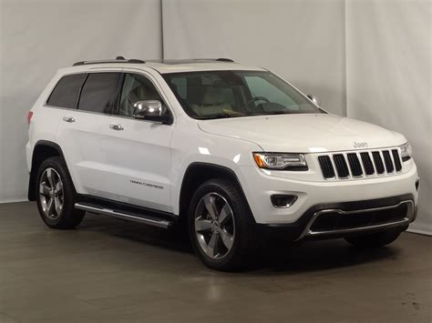 acura jeep 2015 2015 jeep grand limited at acura sainte julie