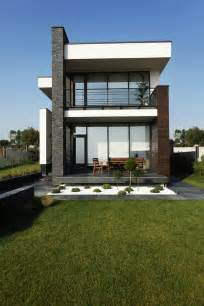 Modern Home Style Luxurious Contemporary Houses In Romania Europe