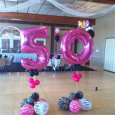 50th birthday centerpieces ideas best 25 50th birthday balloons ideas on 60th