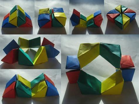 David Brill Origami - wedge flexicube david brill happy folding