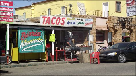 Colorful Chairs Review Of Molcas Taco Shop Los Algodones Mexico