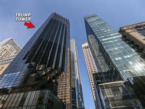 pictures of trump tower no fly zone over trump tower tmz com