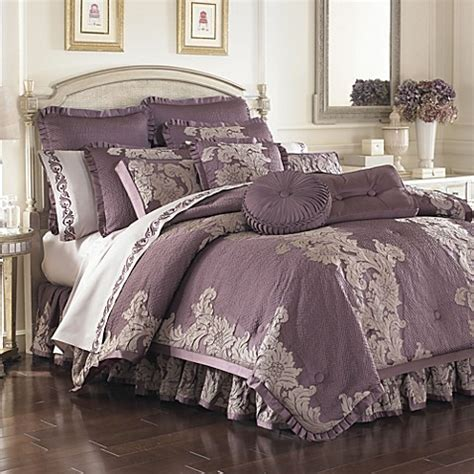Anastasia Purple Comforter Sets Bed Bath Beyond Bed Bath Beyond Comforter Sets