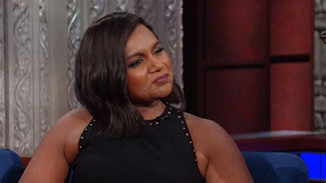 mindy kaling yes gif mindy kaling yes gif by the late show with stephen colbert