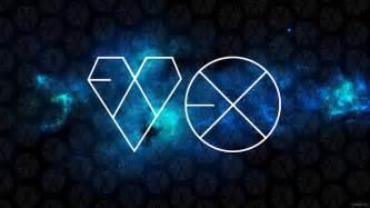 Exo desktop wallpaper by kamilahila on deviantart