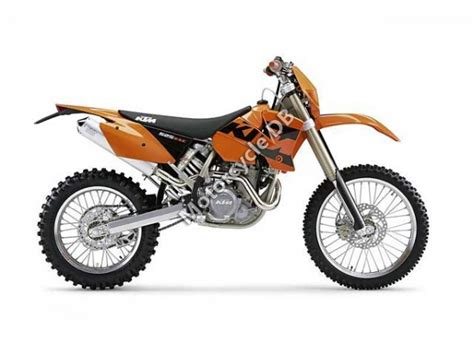 2004 Ktm 525 Exc Review Ktm 525 Mxc Usa Pictures Specifications And
