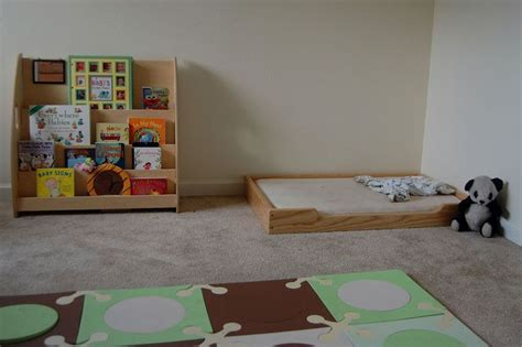 montessori baby bedroom 261 best montessori floor bed images on pinterest child