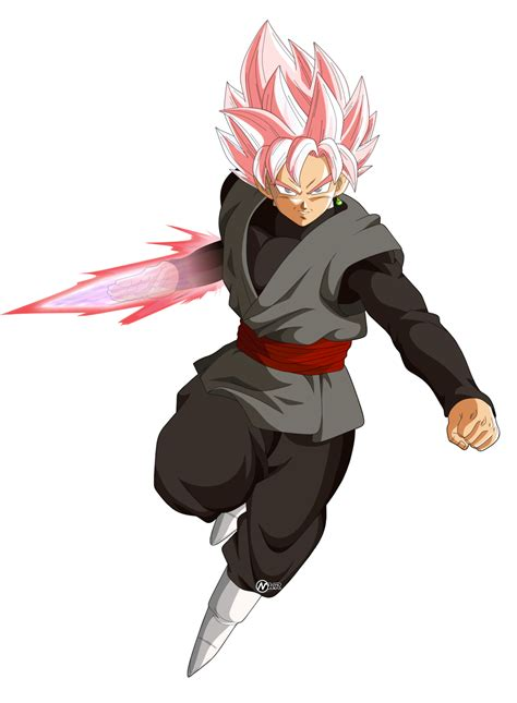 imagenes de goku rose black goku ssj rose by naironkr on deviantart