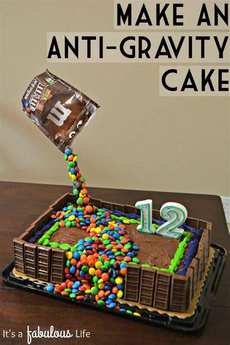 easy birthday cakes ideas  pinterest easy