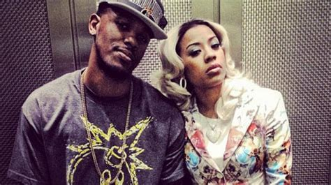 is keyshia cole back with her husband keyshia cole makes up with husband online says they re