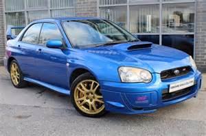 04 Subaru Wrx Sti For Sale Used 2004 Subaru Impreza Sti Wrx Sti Type Uk For Sale In