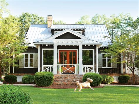 southern living house plans one story one story house plans southern living