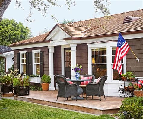 curb appeal on a dime nice houses house and coming home roof colors