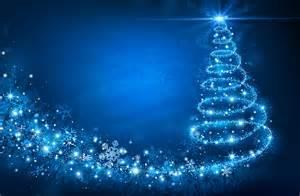 fondo de pantalla luces del arbol de navidad hd
