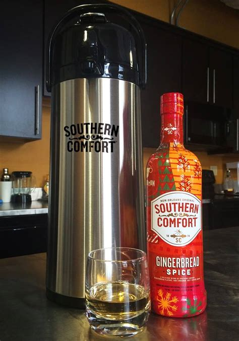 what to drink with southern comfort review southern comfort gingerbread spice drinkwire