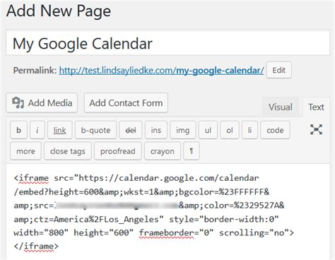 How To Embed Calendar Embed Calendar In In Less Than 5 Minutes