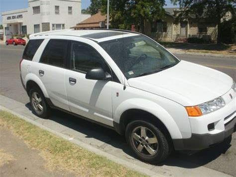 free online auto service manuals 2005 saturn vue regenerative braking purchase used 2005 saturn vue manual trans 2 2l 107 000 miles needs repair in bakersfield