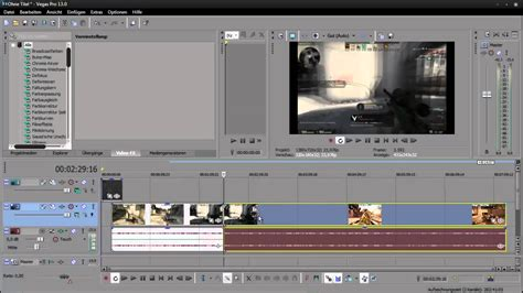 sony vegas pro tutorial german sony vegas pro 13 tutorial fragmovie montage erstellen
