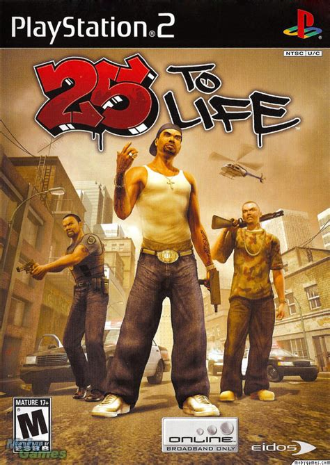 emuparadise action games 25 to life usa iso