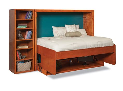open bed mirage h desk wall bed murphy beds of san diego