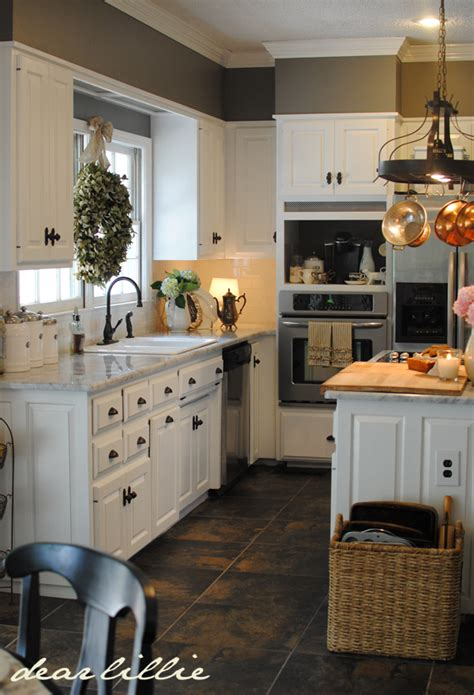 Dear Lillie Kitchen by Dear Lillie Matt And Meredith S Kitchen Makeover