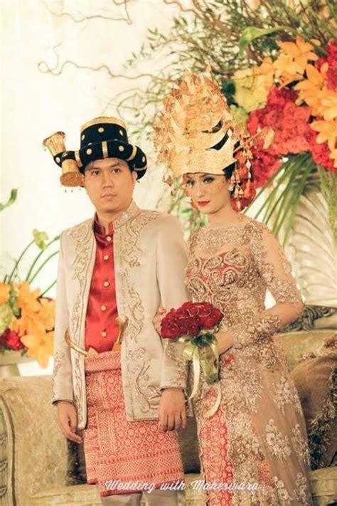 Wedding Batak by Wedding Attire Mandailing Batak Island Of